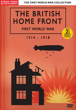 The British Home Front First World War 1914-1918 (DVD)