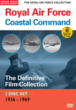 Royal Air Force Coastal Command The Definitive Film Collection 1936-1969 (DVD)