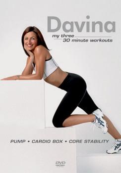 Davina - My Three 30 Minute Workouts (DVD)