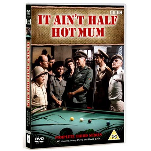 It Aint Half Hot Mum - Season 3 (DVD)