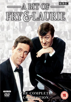 A Bit Of Fry And Laurie - Series 1-4 - The Complete Collection (DVD)