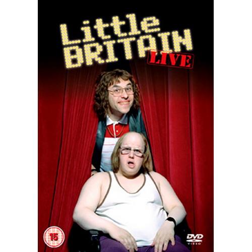 Little Britain - Live (DVD)