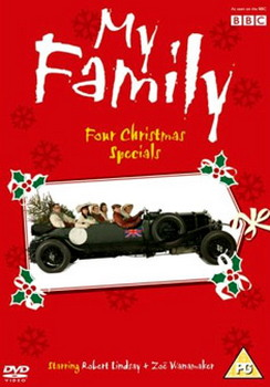 My Family - Christmas Specials (DVD)