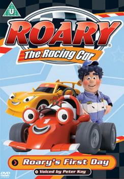 Roary The Racing Car - Roarys First Day (DVD)