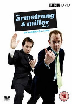 Armstrong And Miller Show Series 1 (DVD)
