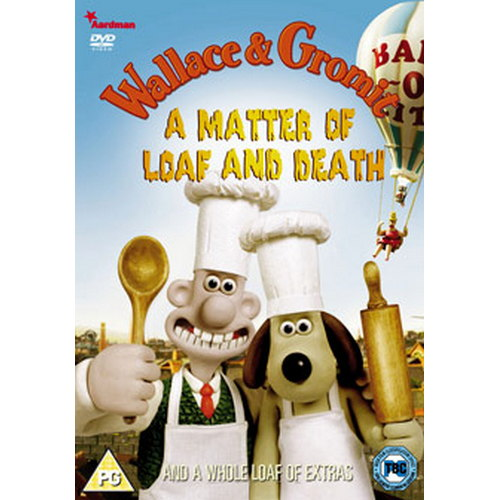 Wallace And Gromit - A Matter Of Loaf And Death (DVD)