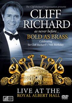 Cliff Richard Bold As Brass (DVD)
