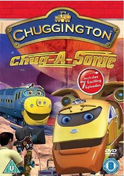 Chuggington - Chug-A-Sonic! (Cbeebies) (DVD)