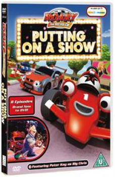 Roary The Racing Car - Putting On A Show (DVD)