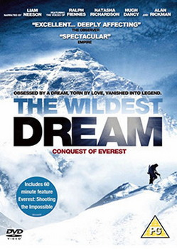 The Wildest Dream - Conquest Of Everest (DVD)