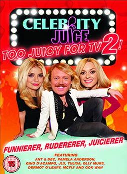 Celebrity Juice: Too Juicy For Tv 2 (DVD)