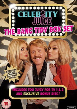 Celebrity Juice -The Bang Tidy Box Set: Too Juicy For Tv 1 & 2 (DVD)