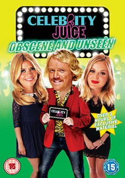 Celebrity Juice: Obscene And Unseen (DVD)