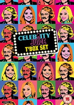 Celebrity Juice: T'Box Set - Series 1-3 (DVD)