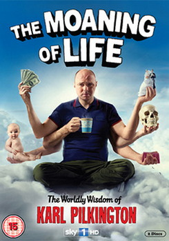 The Moaning Of Life - Series 1 (DVD)