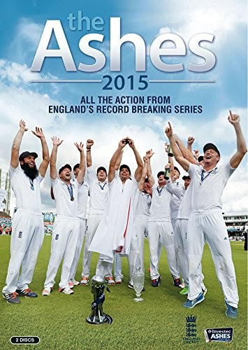 The Ashes 2015 [Dvd] (DVD)