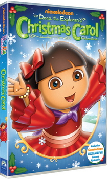Dora The Explorer - Dora'S Christmas Carol Adventure (DVD)