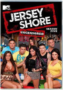 Jersey Shore - Season 5 (DVD)