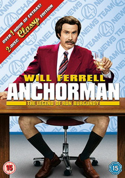 Anchorman 2 Disc Special Edition (DVD)