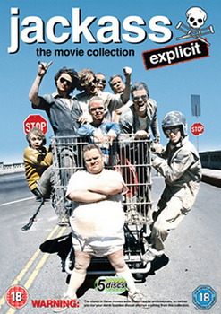 Jackass The Movie Collection (DVD)