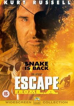Escape From L.A. (DVD)