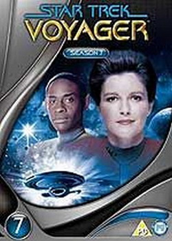 Star Trek Voyager - Season 7 (DVD)