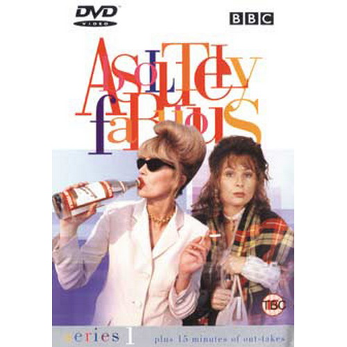 Absolutely Fabulous - Series 1 (DVD)