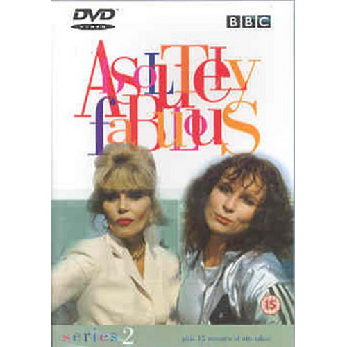 Absolutely Fabulous - Series 2 (DVD)