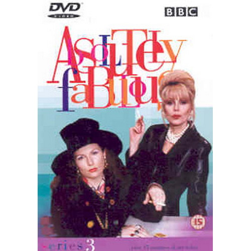 Absolutely Fabulous - Series 3 (DVD)