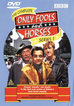 Only Fools And Horses - The Complete Series 1 (DVD)