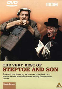 Steptoe And Son - Very Best Of (DVD)