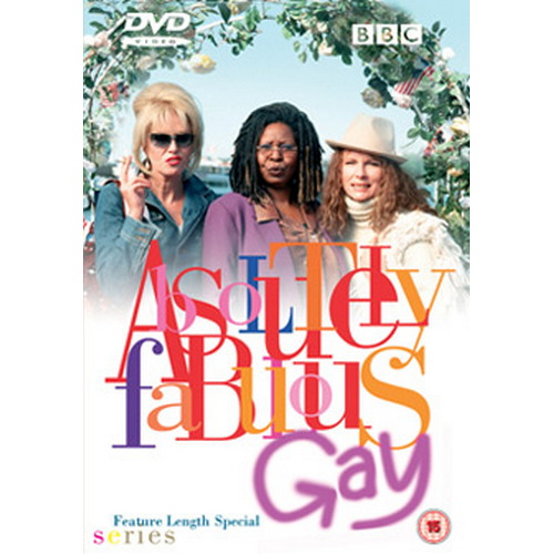 Absolutely Fabulous - Gay (2002 Christmas Special) (DVD)