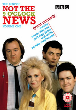 Not The Nine Oclock News - The Best Of Not The Nine Oclock News - Vol. 1 (DVD)