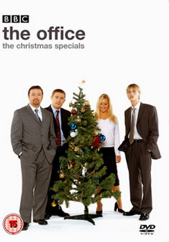 The Office - Christmas Special (Ricky Gervais) (DVD)