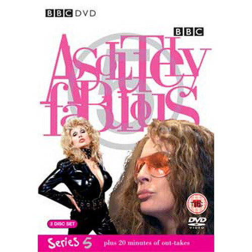 Absolutely Fabulous - Series 5 (DVD)