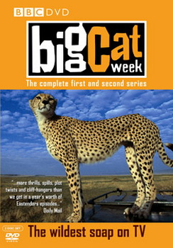 Big Cat Week - Series 1 And 2 (Two Discs) (DVD)