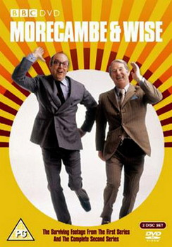Morecambe And Wise - Series 1 And 2 - The Surviving Episodes (DVD)