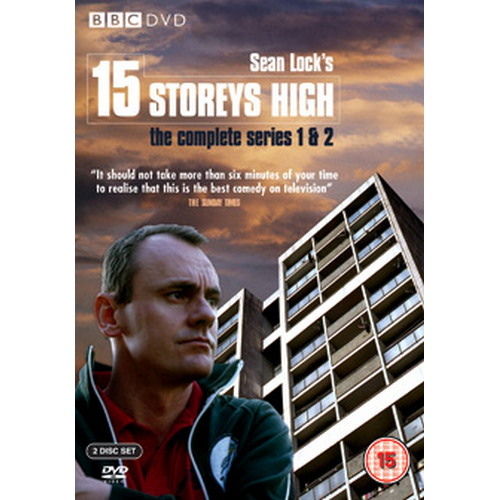 15 Storeys High - Series 1 And 2 (DVD)