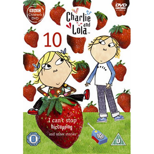 Charlie And Lola - I Can'T Stop Hiccupping And Other Stories (DVD)