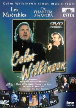 Colm Wilkinson (DVD)