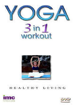 3 In 1 Yoga Workout  (DVD)