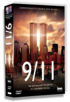 9/11 Commemorative Double Dvd Box Set Containing 9/11 Answering The Call Ground Zeros Volunteers And The Untold Story Of Flight 93 A Portrait Of Courage (DVD)