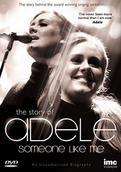 Adele - Someone Like Me - The Story Of (DVD)
