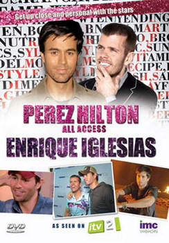 Perez Hilton - All Access - Enrique Iglesias - As Seen On Itv2 (DVD)