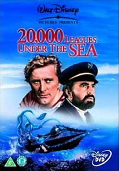 20 000 Leagues Under The Sea (DVD)