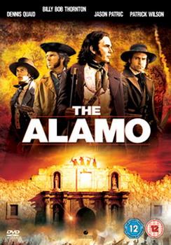 Alamo  The (DVD)