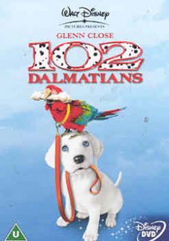 102 Dalmations (DVD)