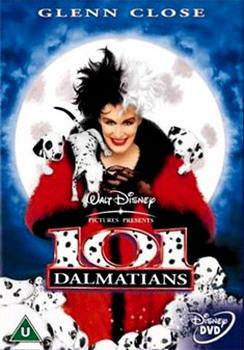 101 Dalmatians (Live Action) (DVD)