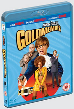 Austin Powers - Goldmember (Blu-Ray)