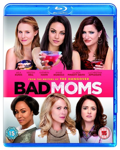 Bad Moms [Blu-ray] (Blu-ray)